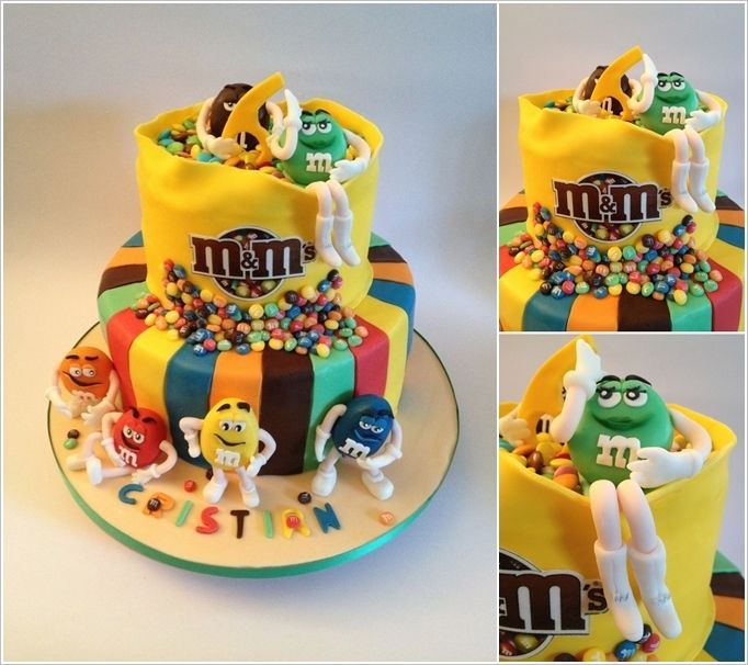 MM Cake Mateo MM Birthday Party Pinterest Cake Pretty