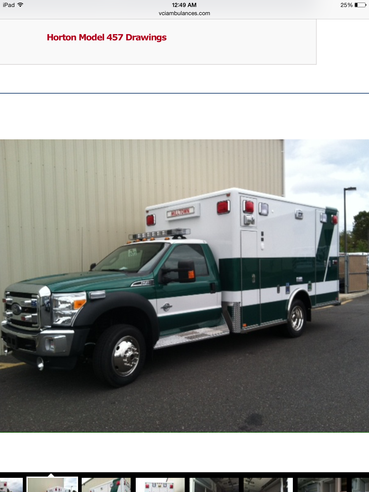 Pin by Smiller70 on Ambulance/EMS Ford ambulance, Fire