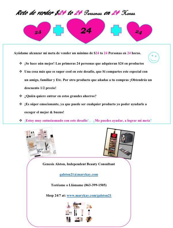 Reto De 24 Ventas A 24 Personas En 24 Horas Challenge 24 Spanish