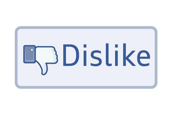 Facebook Is Building A 'Dislike' Button - DesignTAXI.com