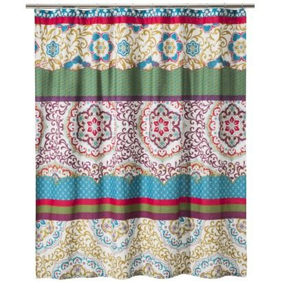 You Are Here Target Home Bath Shower Curtains Sale Price2499 Boho