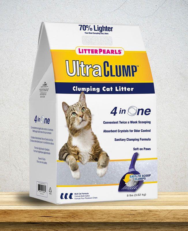 Ultra Clump Jpg 652 800 Clumping Cat Litter Food Animals Cat