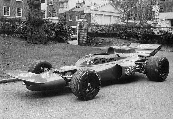 1971 March 711 prototype