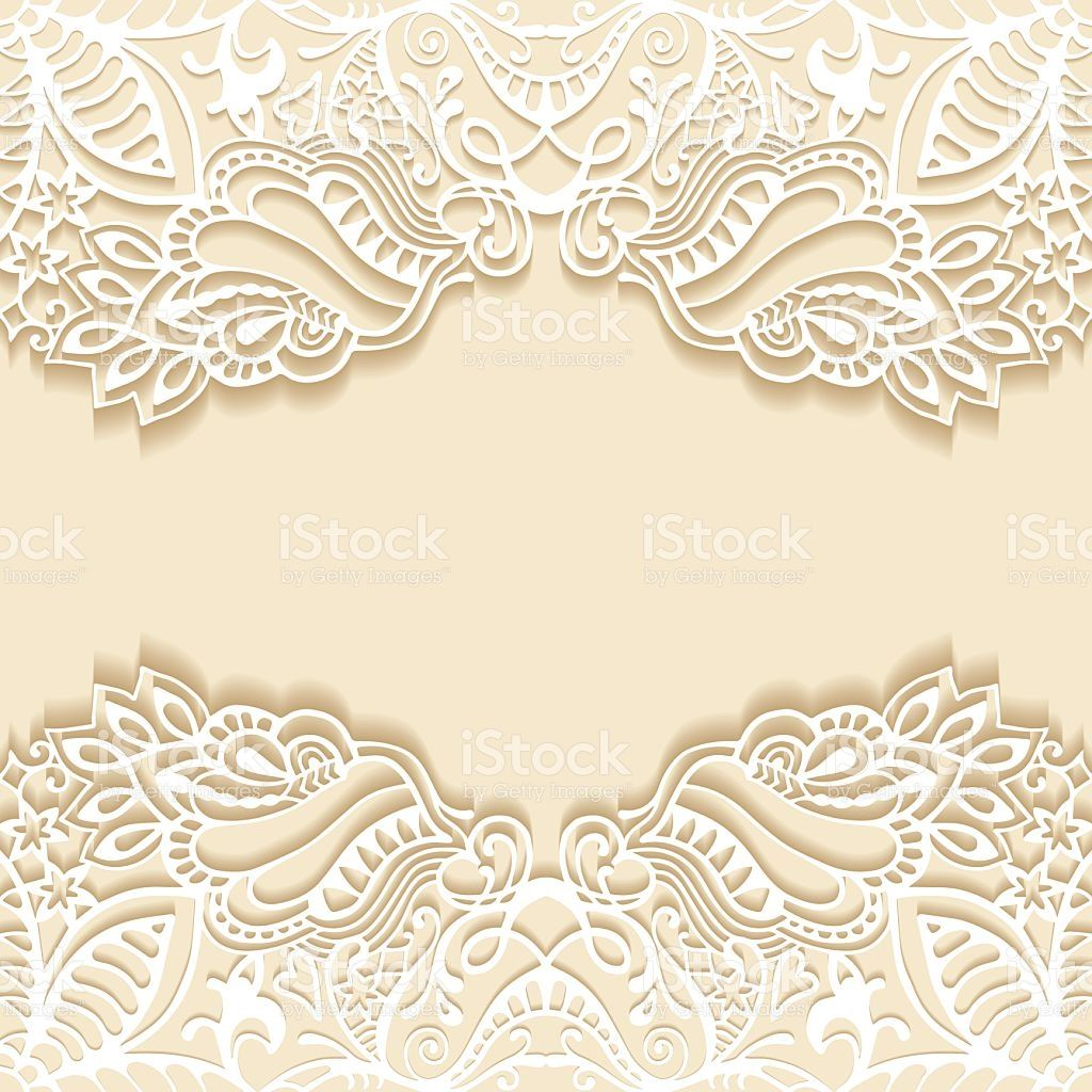Abstract Background Frame Border Lace Pattern Wedding Invitation Card Vector Id524740671 1024 1024 Invitation Background Colorful Backgrounds Paper Background