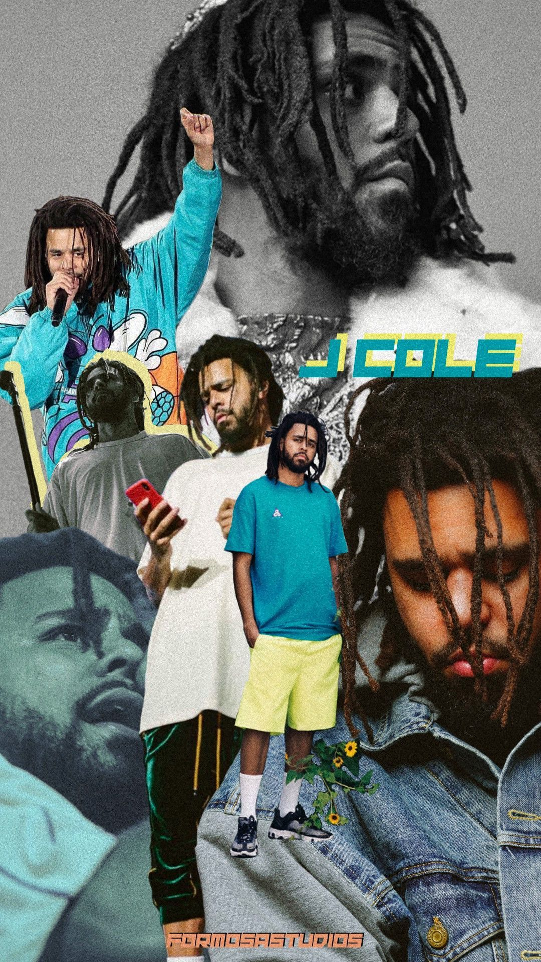 Jcole Wallpaper J Cole J Cole Art Rapper Wallpaper Iphone