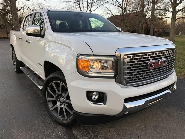 Fresh Gmc 2017 Canyon