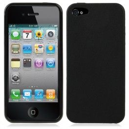 High Quality TPU Case for iPhone 5 - Black - Gudang Gadget