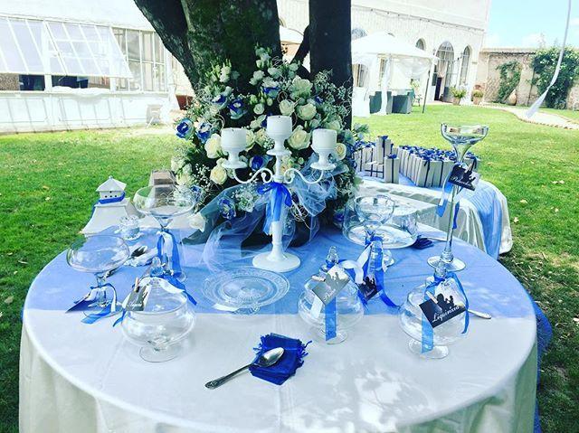 Matrimonio Tema Blu E Bianco : Register as an event supplier in nozze matrimoni blu