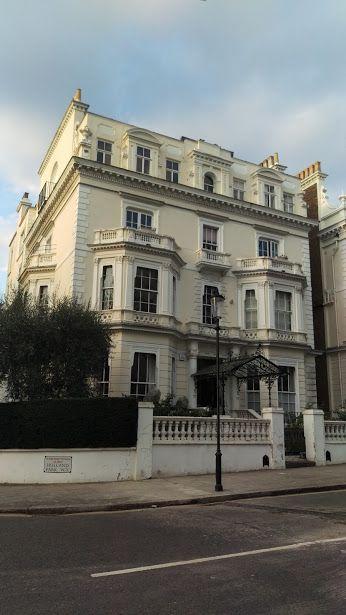 Super Mansion On Holland Park Holland Park West London W11