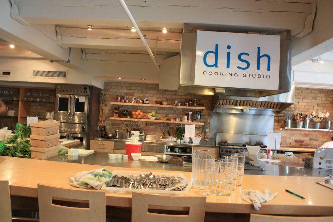 Dish cooking studio top choice magazine toronto