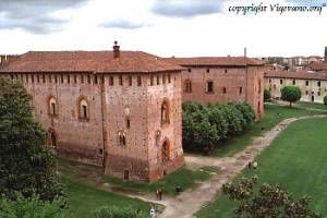 Vigevano Castle