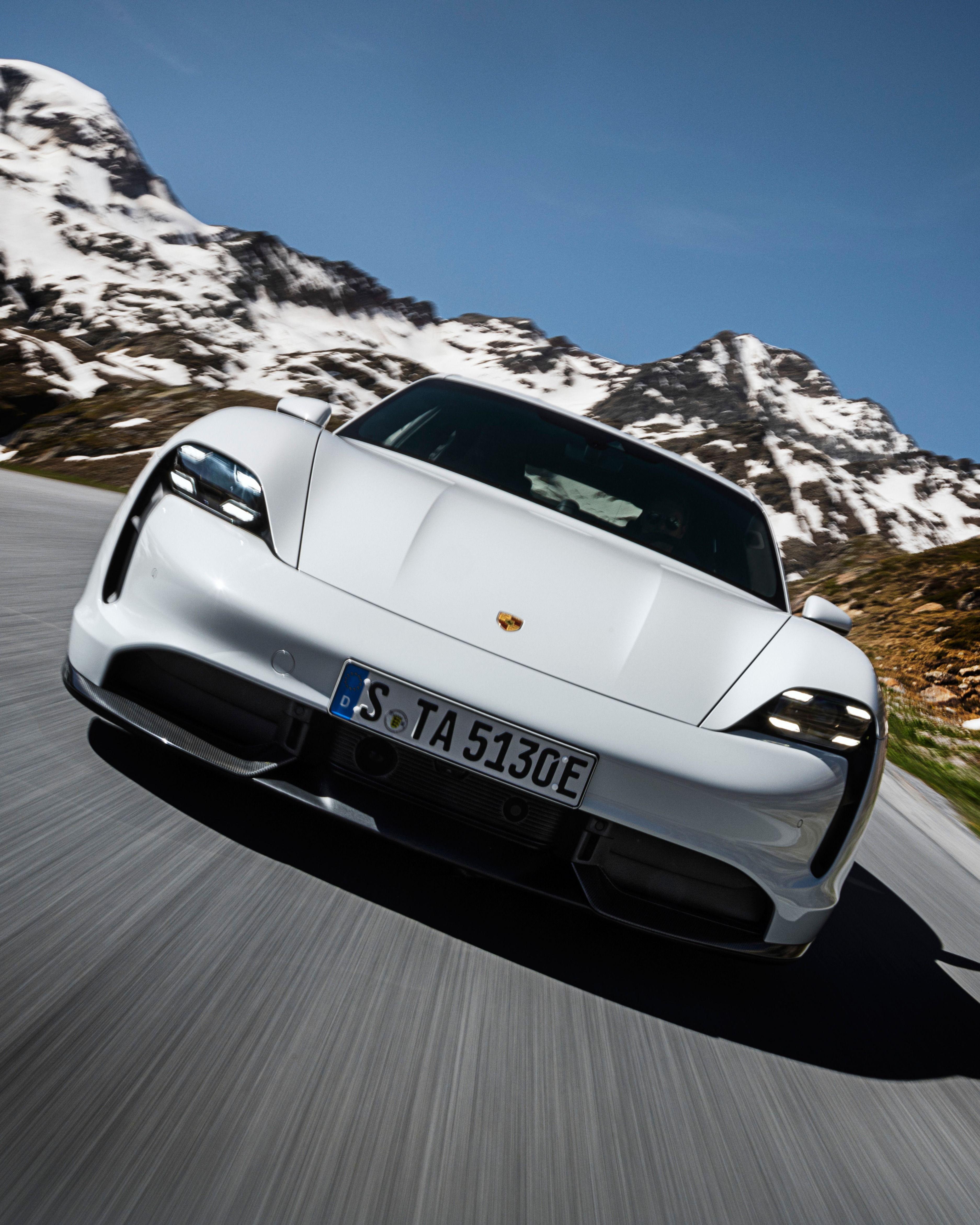 Porsche Electric Sports Car: Porsche Taycan Interior And Range: In-Depth On Porsche's