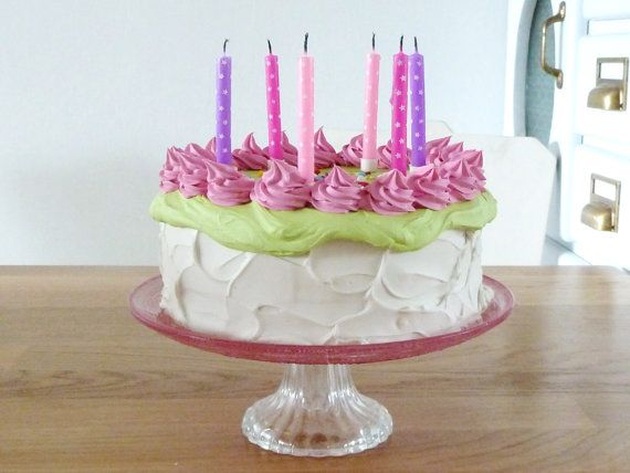 Swell Fake Cake To Blow Out Candles To Celebrate A Birthday Party Great Personalised Birthday Cards Fashionlily Jamesorg