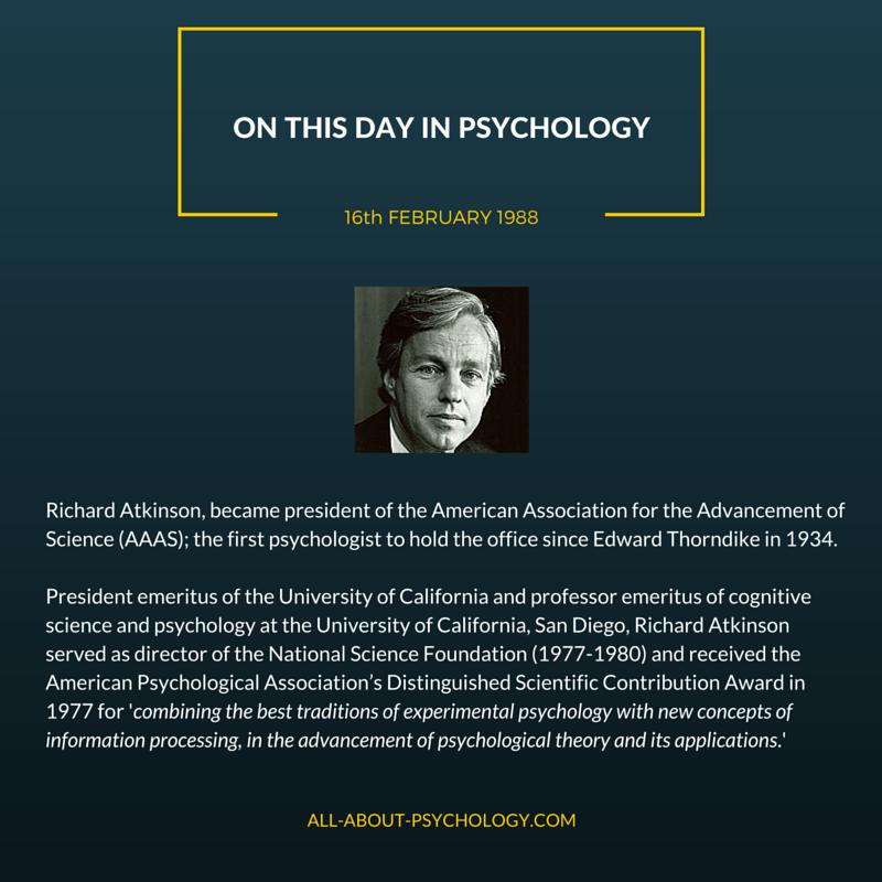 contribution of cognitive psychology