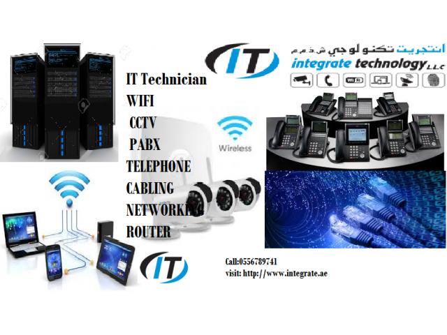 Home office telephone system setup programming technician in dubai ...