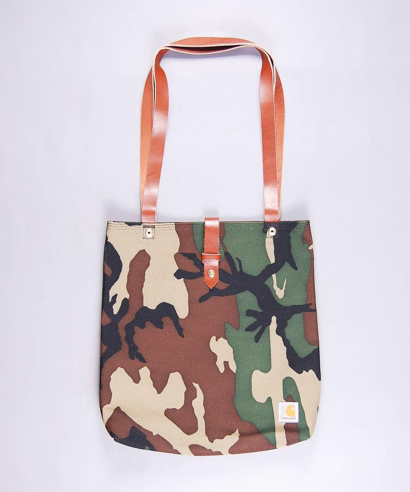 Carhartt at Weavers Door | Carhartt | Bag | Gob Tote Bag | Camo | £ & Carhartt at Weavers Door | Carhartt | Bag | Gob Tote Bag | Camo ... Pezcame.Com