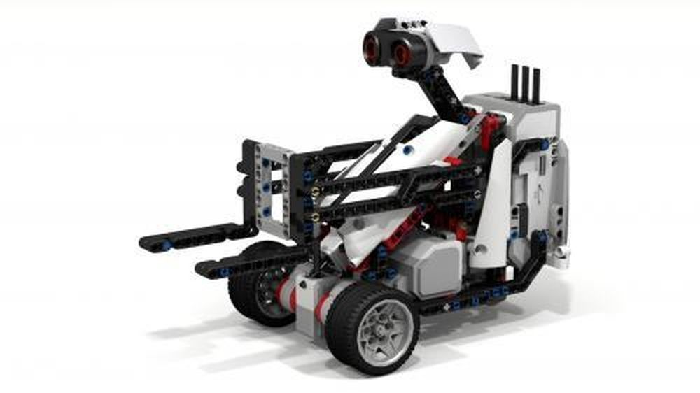 LEGO MOC MOC-3026 Fllying Lemur EV3 Robot - building instructions ...