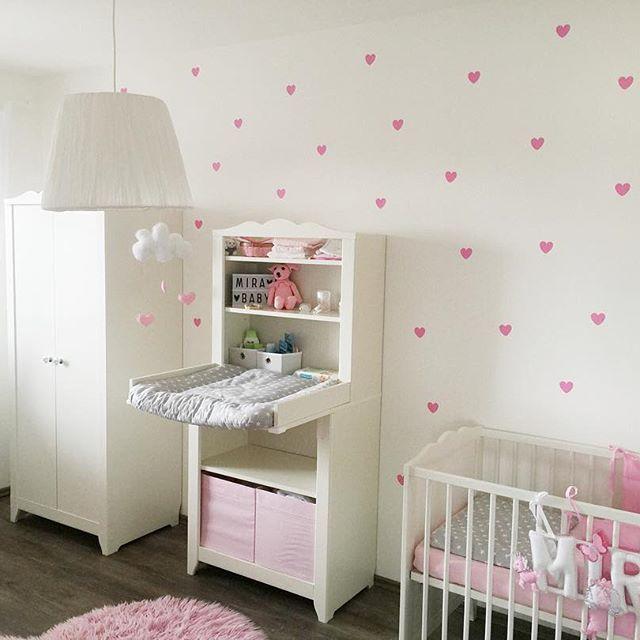Babyzimmer Inspiration babyzimmer babygirl baby babyzimmer maibaby maibaby2016 ikea