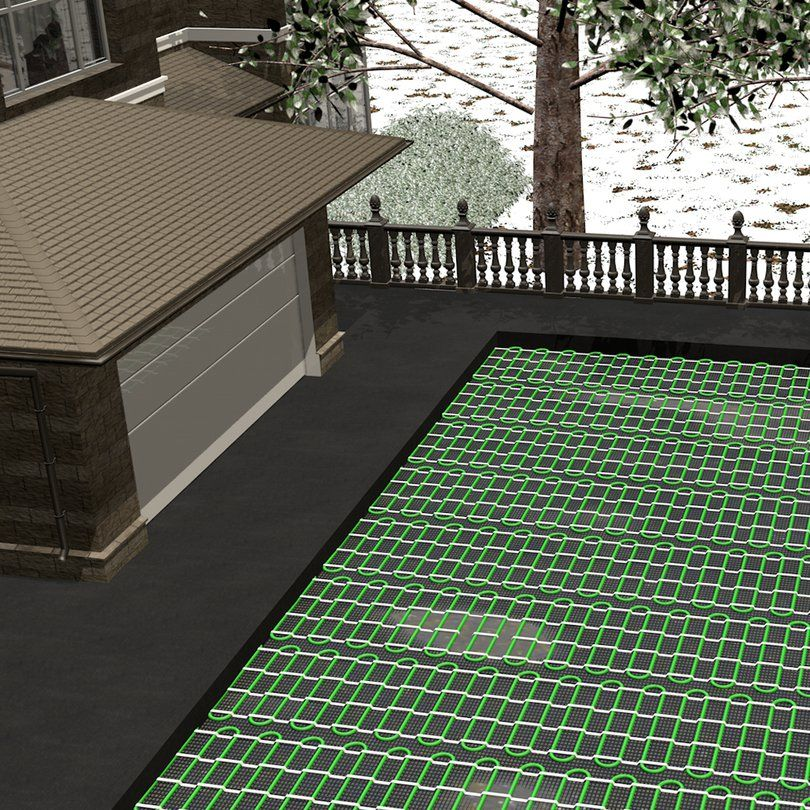 Heated Driveway Systems Get Your Electric Driveway Heating