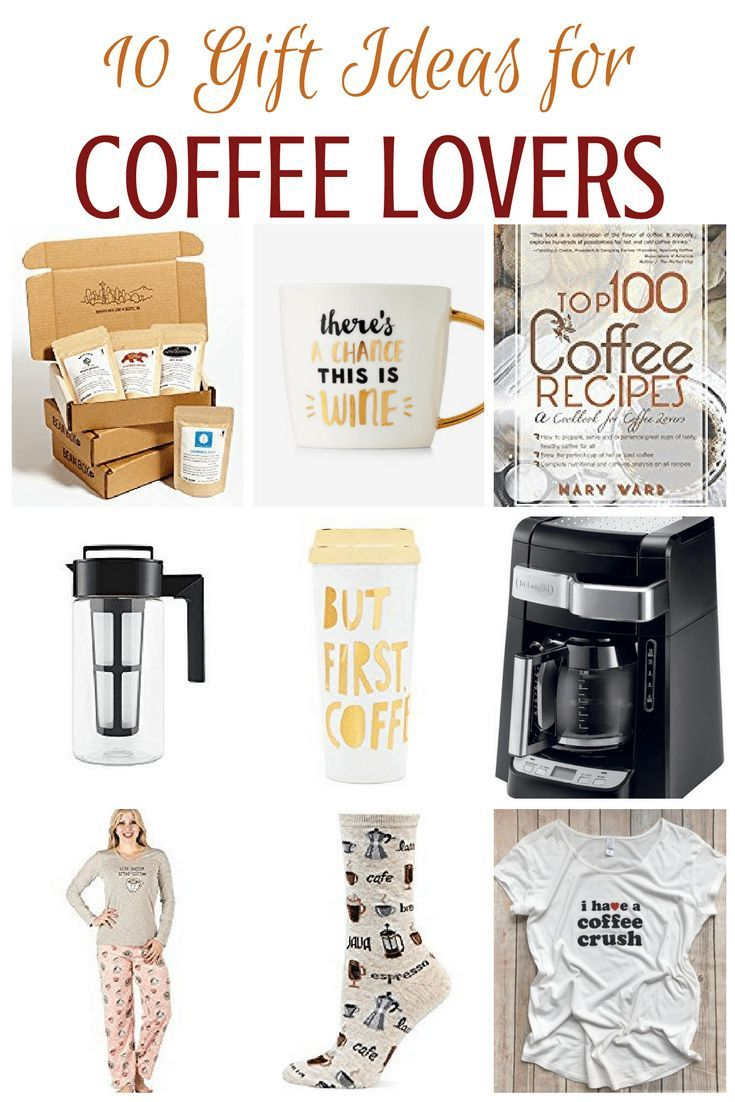 GIFT GUIDE // THE COFFEE LOVER Coffee gifts, Coffee snob