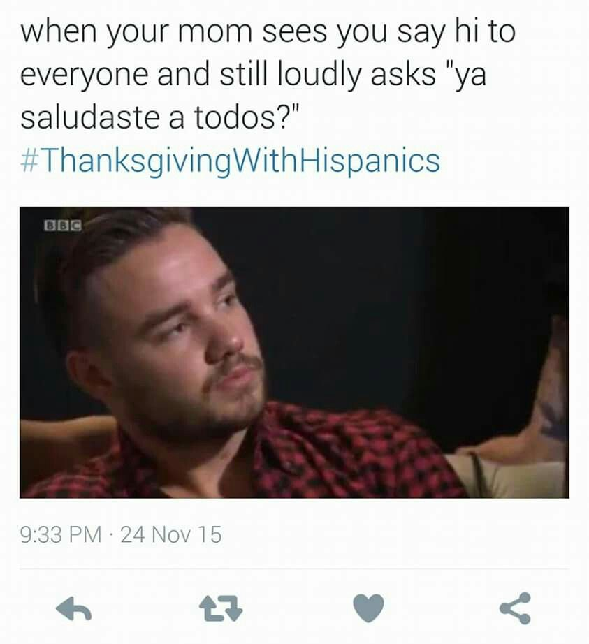 Thanksgiving With Hispanics Mexican Funny Memes Really Funny Memes Mexican Jokes