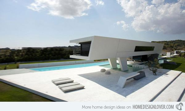 15 Unbelievably Amazing Futuristic House Designs With Images