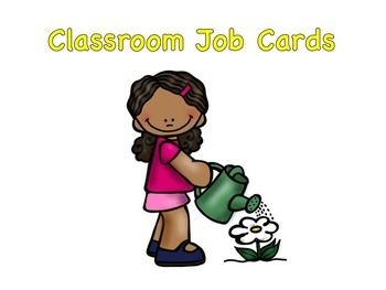 These labels include a Job Title and a short explanation of the responsibilities for each so job, so kids won't forget what to do! Labels match my Library Book Bin labels also in my Store!Chevron Border from: KHDigiClipart from: EduClips