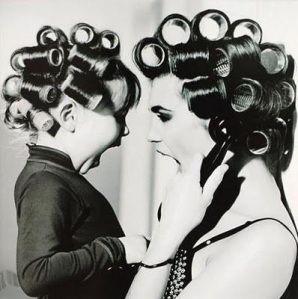 Bigoudis Cie Mere Et Fille Coiffure Bigoudis Http Bigoudisetcie Wordpress Com A Propos Daughter Photography Mother Daughter
