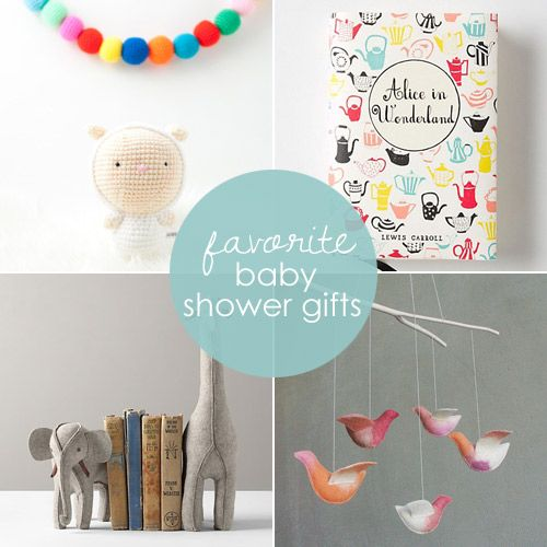 Wonderful Babble Blogger Favorite: Baby Shower Gifts