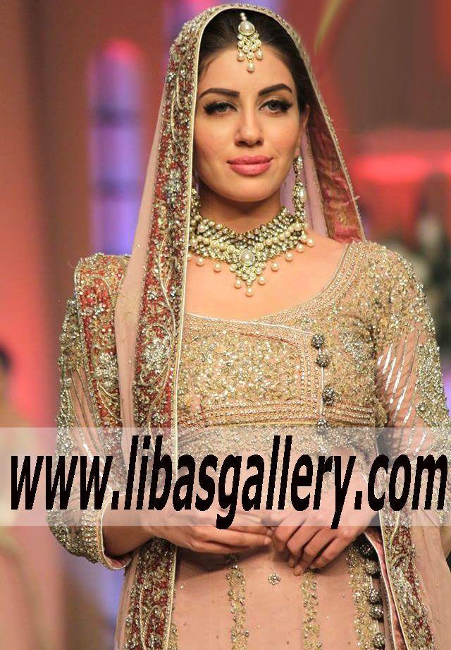 Mehdi bridal angrakha style evening wedding dress for for Wedding dress shops in sacramento