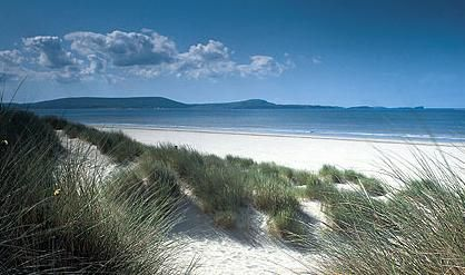 Oxwich Bay Gower ..... So many happy memories here! Family camping holidays & best of all marrying the man of my dreams! :-))
