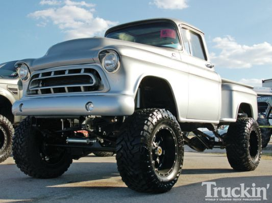 55 57 Chevy Truck 4x4 For Sale 57 Chevy Trucks Chevy Trucks Trucks