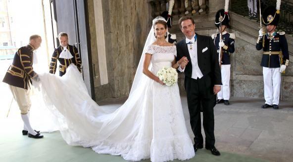 Huwelijk Prinses Madeleine Van Zweden En Christopher O Neill