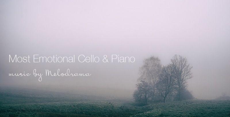 Emotional Cello & Piano Background
