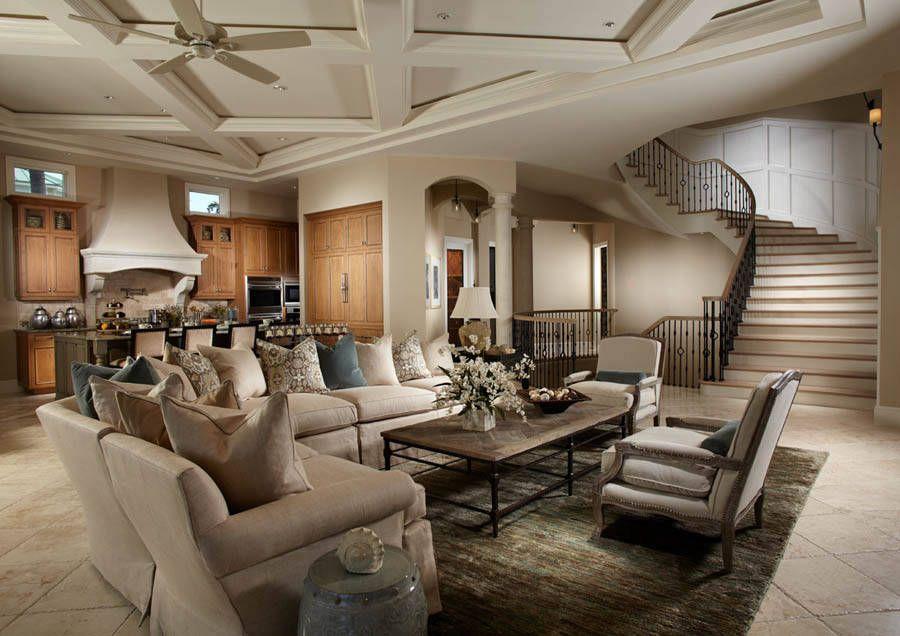 Living Room   Free Style Interiors   Bonita Springs ...