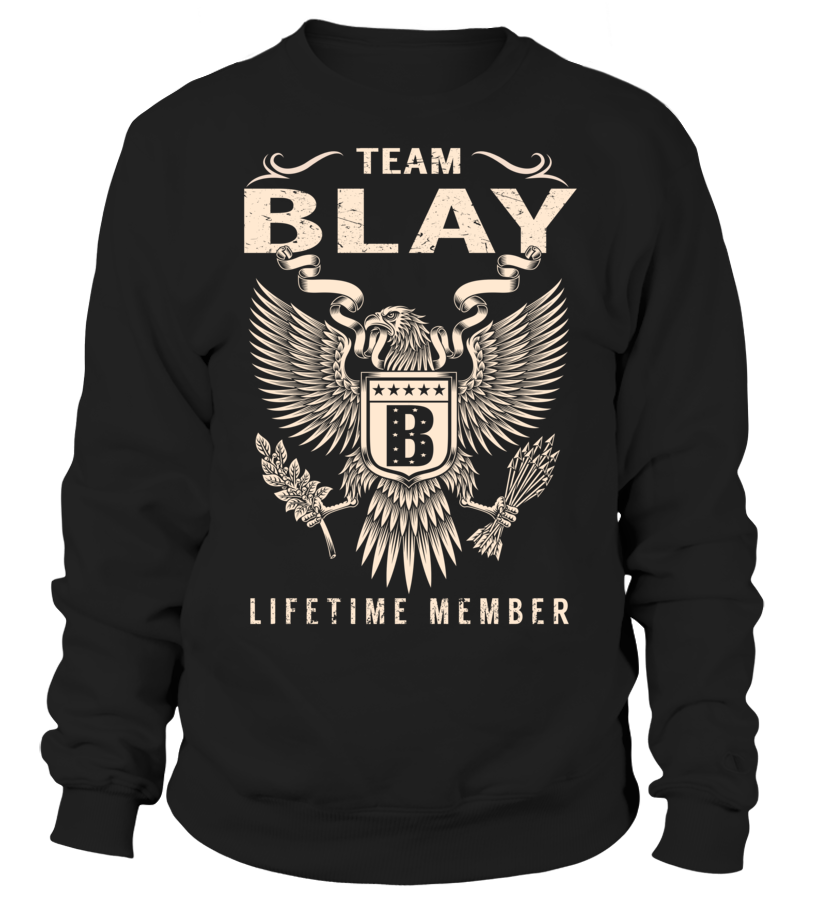 Team BLAY Lifetime Member