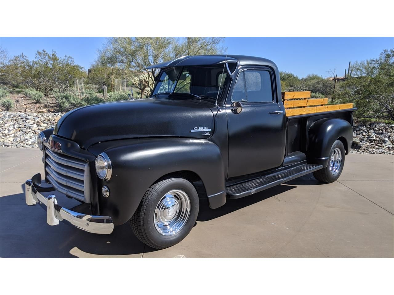 1951 gmc 100 cc1322784 for sale in cave creek arizona
