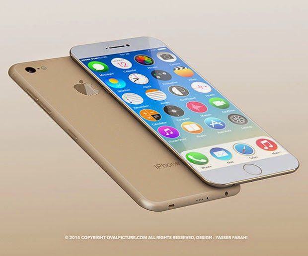 Apple New IPhone 7 Might Be Like This