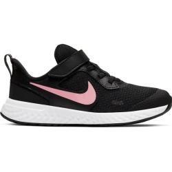 Photo of Nike Kinder Sneaker Revolution 5, Größe 28 In Black/sunset Pulse, Größe 28 In Black/sunset Pulse Nik