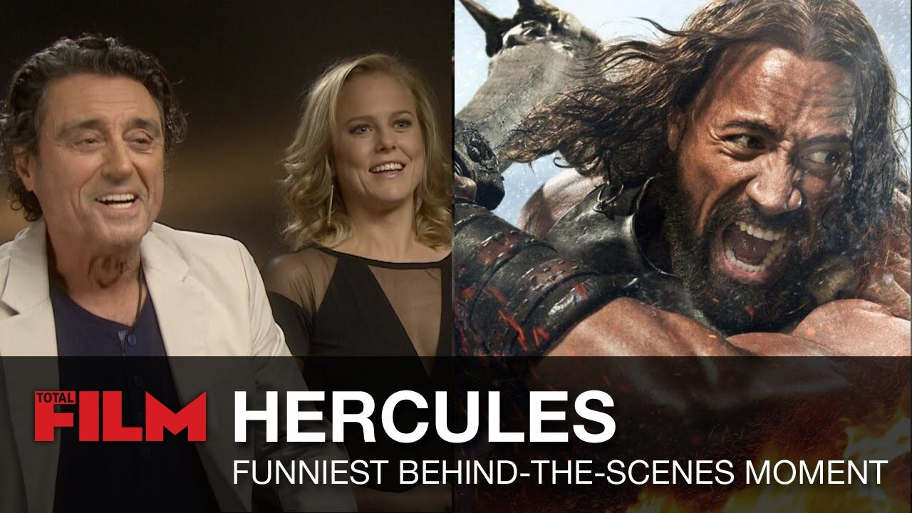 Hercules funniest on set behind the scenes moments