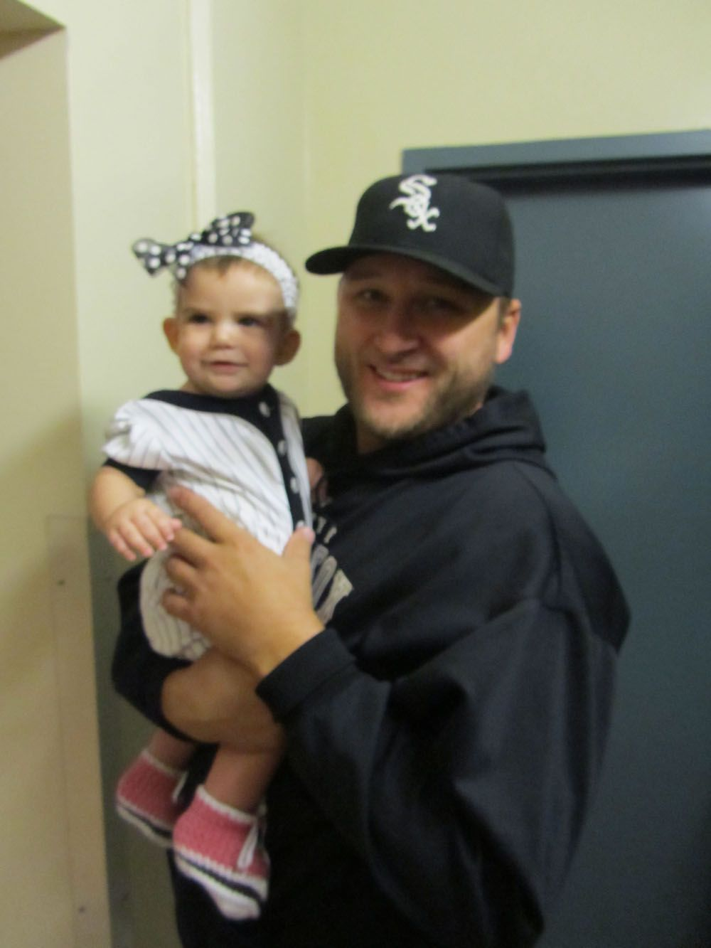 Thanks for taking our questions, Mark Buehrle.