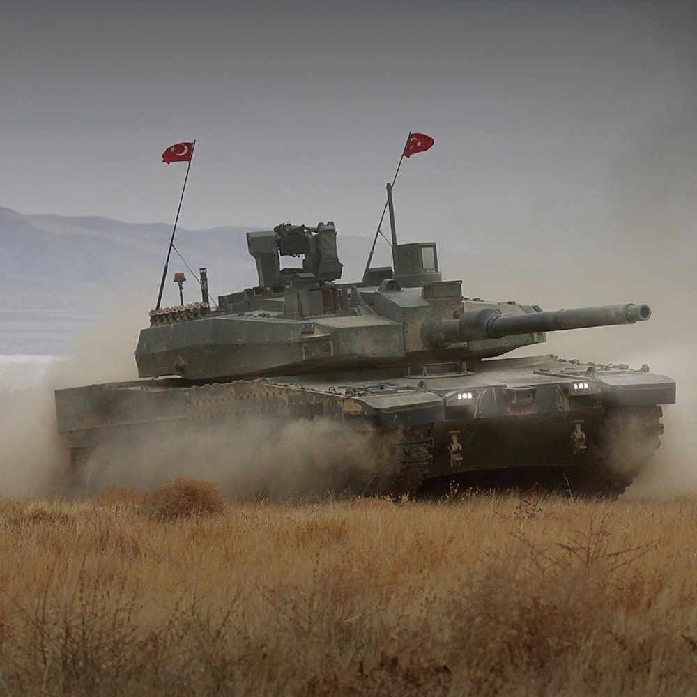 Altay Mbt Battle Tank Military Vehicles Army Tanks