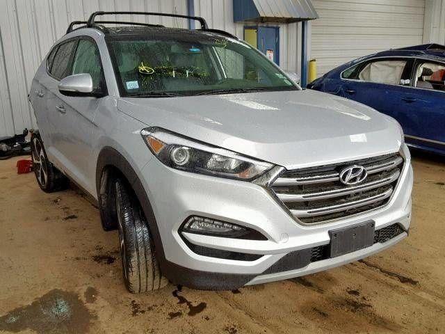 Tucson Car Auction >> Salvage 2017 Hyundai Tucson For Sale In Florida Auctioncars