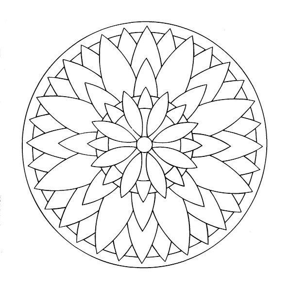 Malvorlagen mandala 5 ideen kiga mandala malvorlagen ausmalen und vorlagen - Mosaik vorlagen zum ausdrucken ...