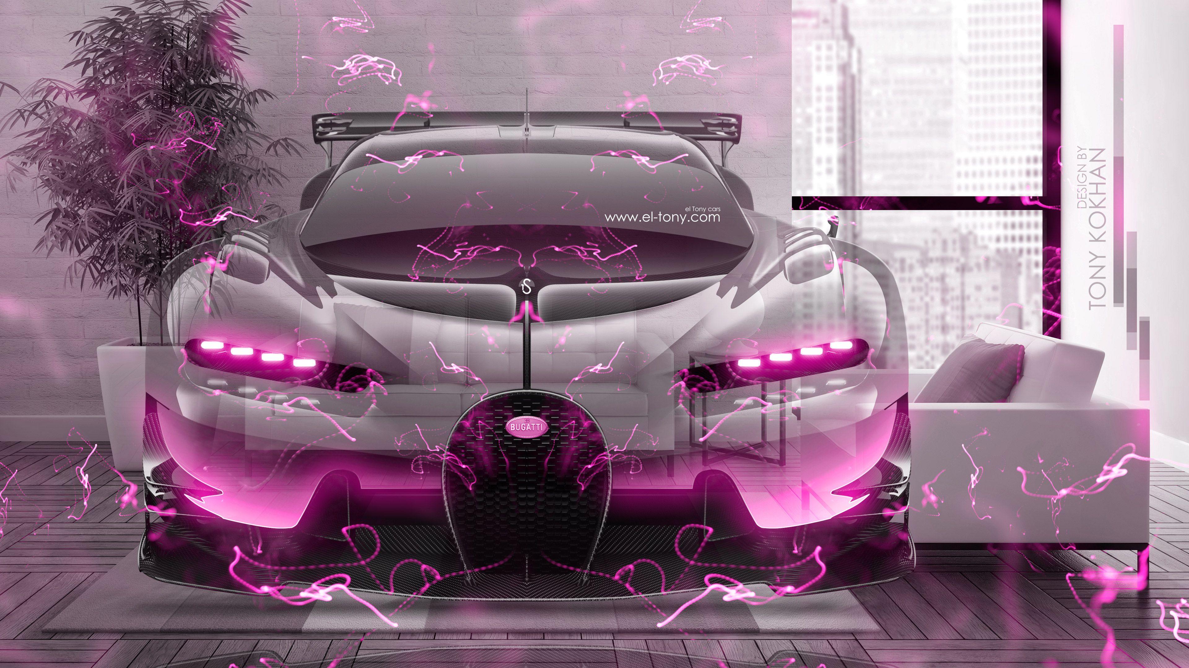 Resultado De Imagen De Bugatti Vision Gran Turismo