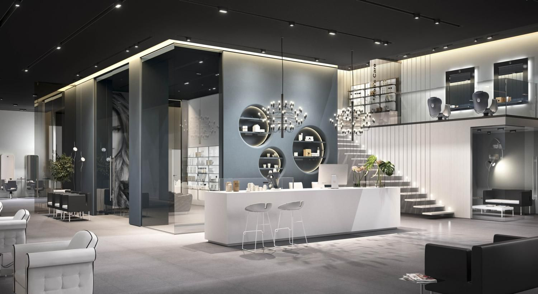 Mobiliario de peluqueria proyectos beauty salon pinterest salons spa and salon ideas - Proyecto de peluqueria ...