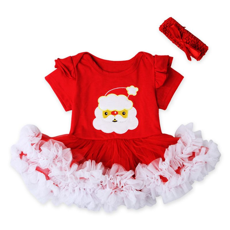 Like and Share if you want this Fashion Baby Christmas Tutu Dress