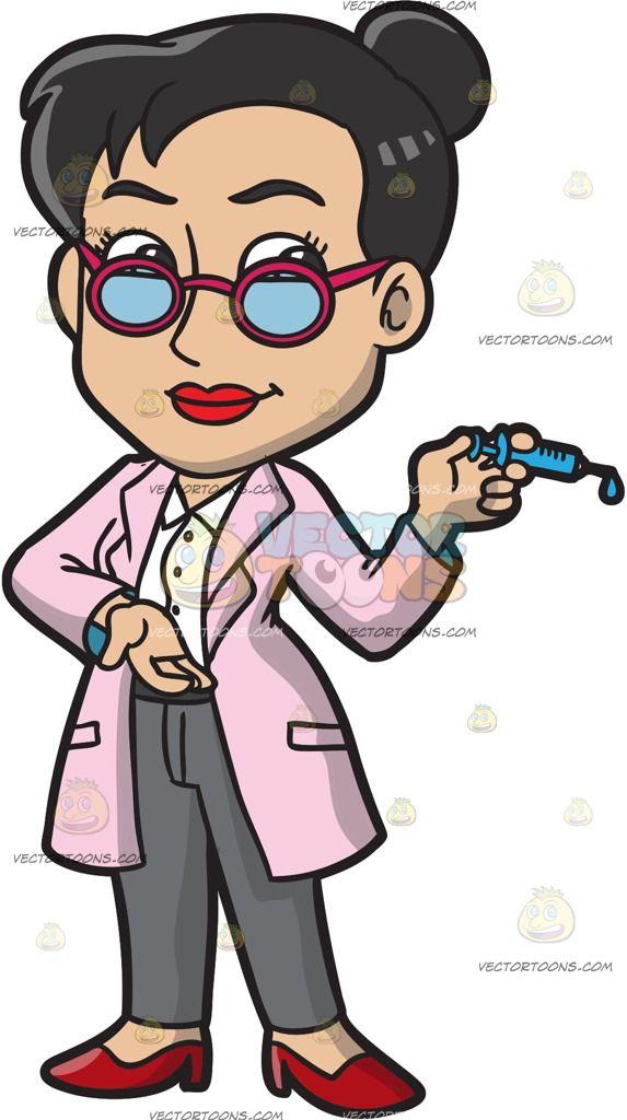 female pediatrician woman