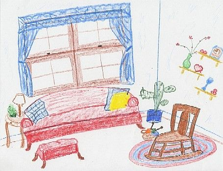 children drawing bedroom Google Search