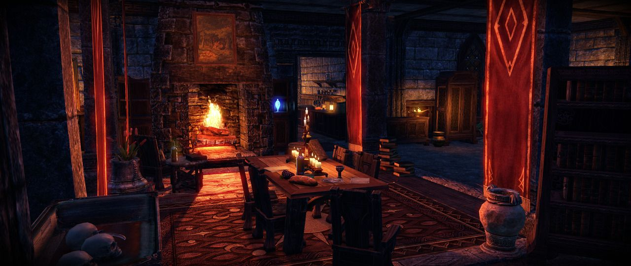 The Vile Manse Reaper S March Elder Scrolls Pics Photo